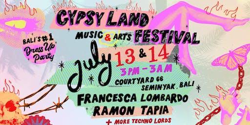 Gypsy Land Music Festival Bali