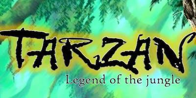 TARZAN - Legend of the jungle
