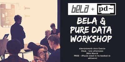 Bela & Pure Data - Workshop