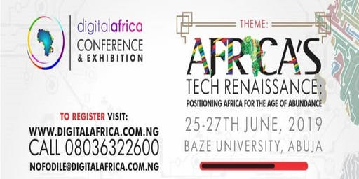 Digital Africa Conference & Exhibition 2019