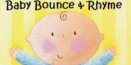 Fairford Library - Baby Bounce and Rhyme tickets
