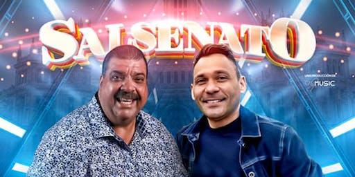 Salsenato Live in Madrid | Maelo Ruiz & Jean Carlos Centeno