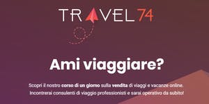 Corso Travel74: Personal Travel Agent online - Palermo...