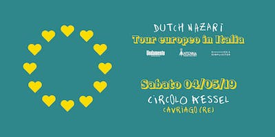 Dutch Nazari live | Circolo Kessel - Cavriago (RE)