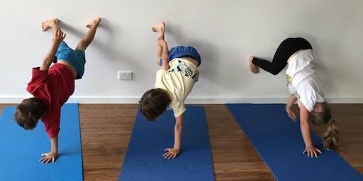 Kids Yoga Term 2