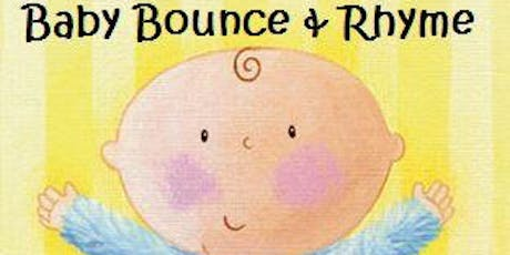 Bourton Library -Baby Bounce and Rhyme (Term Time Only) tickets