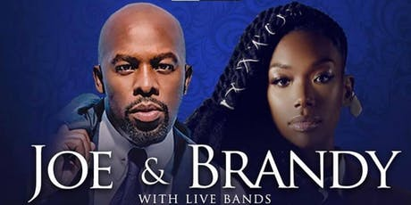 Joe / Brandy & Dru Hill tickets