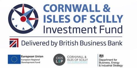 Meet the Fund Manager Session - Cornwall and Isles of Scilly Investment Fund tickets