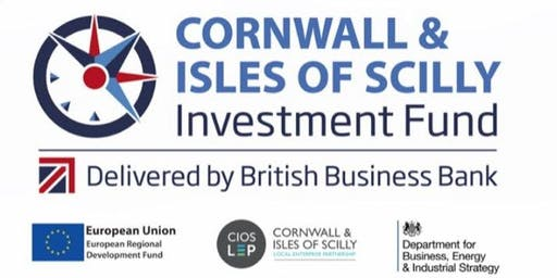 Meet the Fund Manager Session - Cornwall and Isles of Scilly Investment Fund