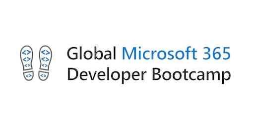 Global Microsoft 365 Developer Bootcamp 2019 - Roma