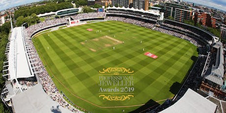 Professional Jeweller Awards 2019 tickets