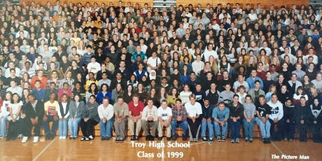 Troy High Class of 1999 20-Year Reunion tickets