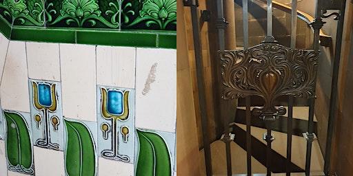 Art Nouveau Manchester Walking Tour