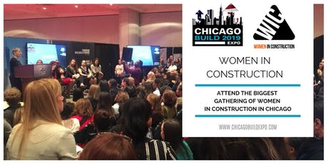 Women in Construction Event (Co-hosted with Chicago Build 2019) tickets