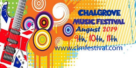 Chalgrove Live Music Festival 2019 tickets