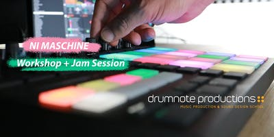 Native Instruments MASCHINE Workshop