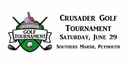 Crusader Athletic Booster Club Golf Tournament