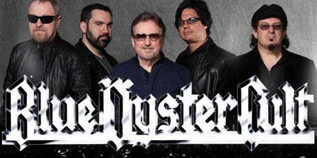 Blue Oyster Cult with special guest Blind Date tickets