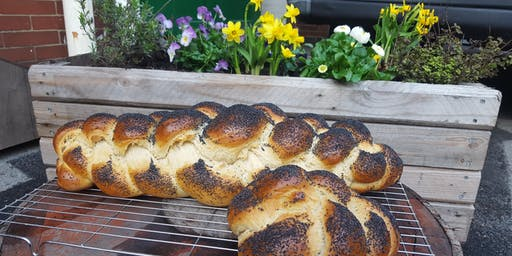Challah and Rugelach Baking School