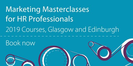 Marketing for HR Professionals Masterclass tickets
