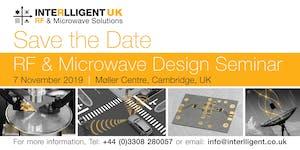 Interlligent UK's 2019 RF & Microwave Design Seminar