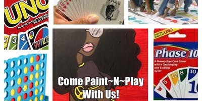 Trap Paint-N-Play! Gainesville