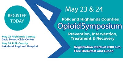 Opioid Symposium - Polk County
