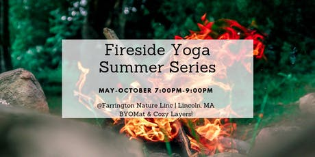 Fireside Yoga tickets