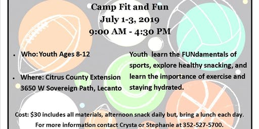 Camp Fit and Fun