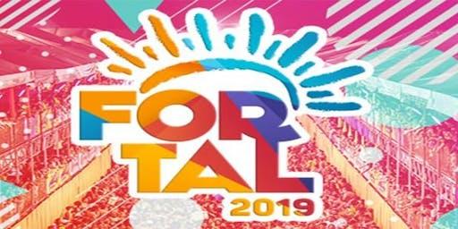 Fortal 2019 - 25/07 a 28/07 - EVENTO TESTE!