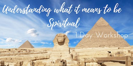 Understanding what it means to be Spiritual tickets
