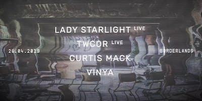Borderlands im Heinz Gaul /w Borderlands w/Lady Starlight live, TWCOR live