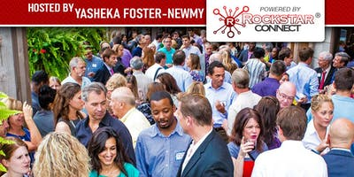 Free Prince George Rockstar Connect Networking Event (April, near Richmond)