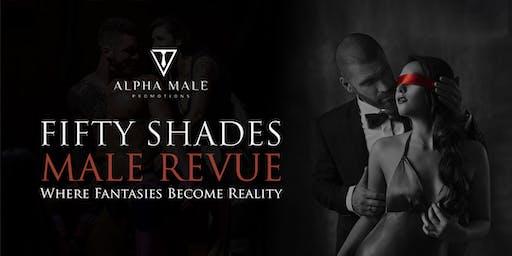 Fifty Shades Male Revue Dallas