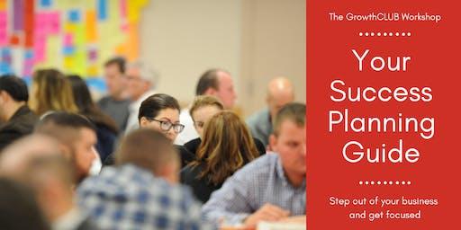 GrowthCLUB: Strategic Planning Workshop