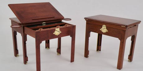 Details Matter: Making Furniture Microscopic tickets