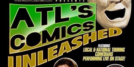 ATL's Comics Unleashed 2019 tickets