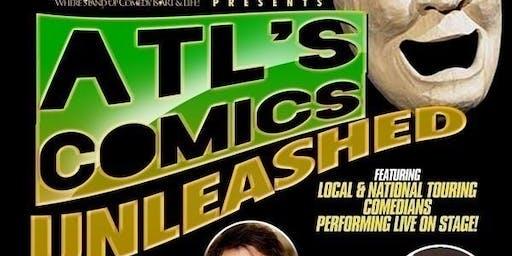 ATL's Comics Unleashed 2019