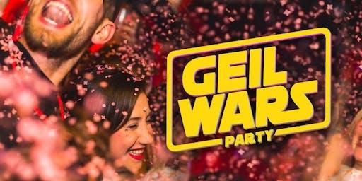 GEIL WARS Party | 13.07.19 | Cassiopeia Berlin