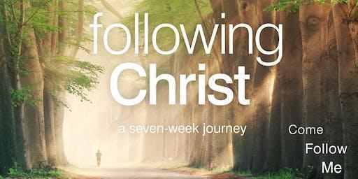 ChristLIfe:  Following Christ