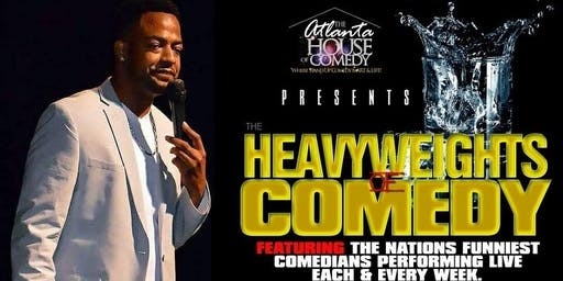 The Heavyweights of Comedy Saturday
