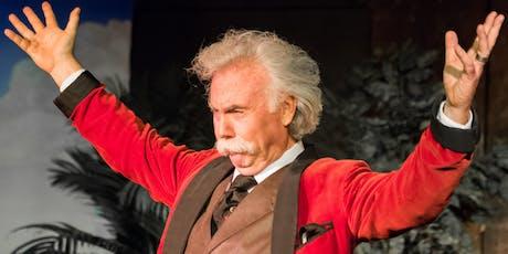 Mark Twain HIMSELF! tickets