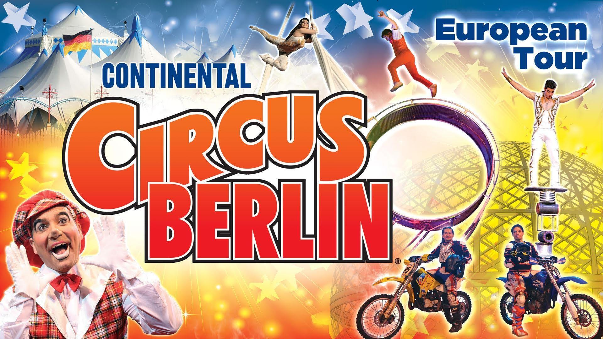 Continental Circus Berlin - Hull