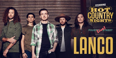 Hot Country Nights: LANCO tickets