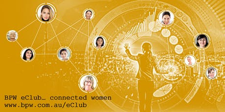 BPW eClub Meeting - November 2019 tickets