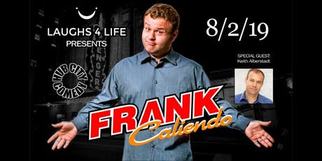 A Night of Comedy with Frank Caliendo tickets