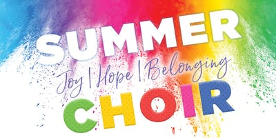 Living Lordswood Summer Choir 2019