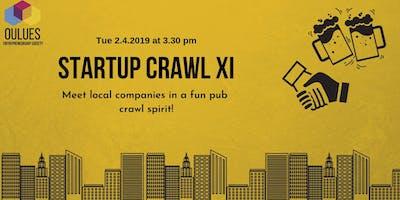 Startup Crawl XI