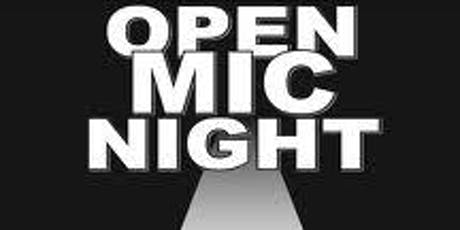 The New Deal Cafe Open Mic tickets