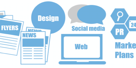 Web design and web pages - Marketing Workshop tickets